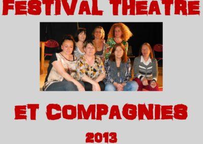 FESTIVAL THEATRE 2013