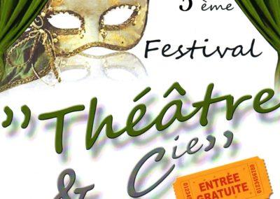 FESTIVAL THEATRE ET COMPAGNIES 2014